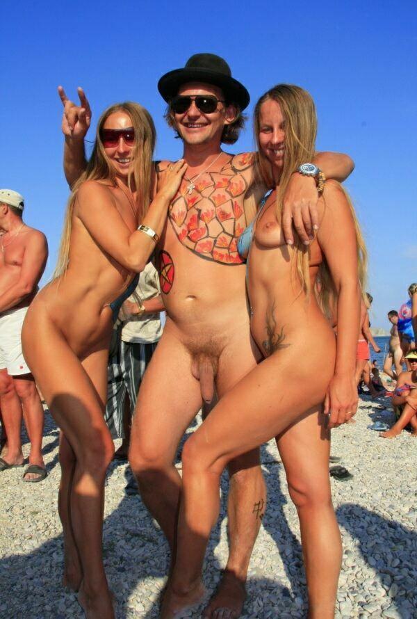 nude life, nude nudism