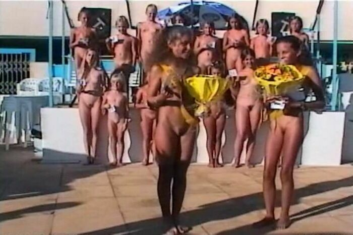 pure nudism family