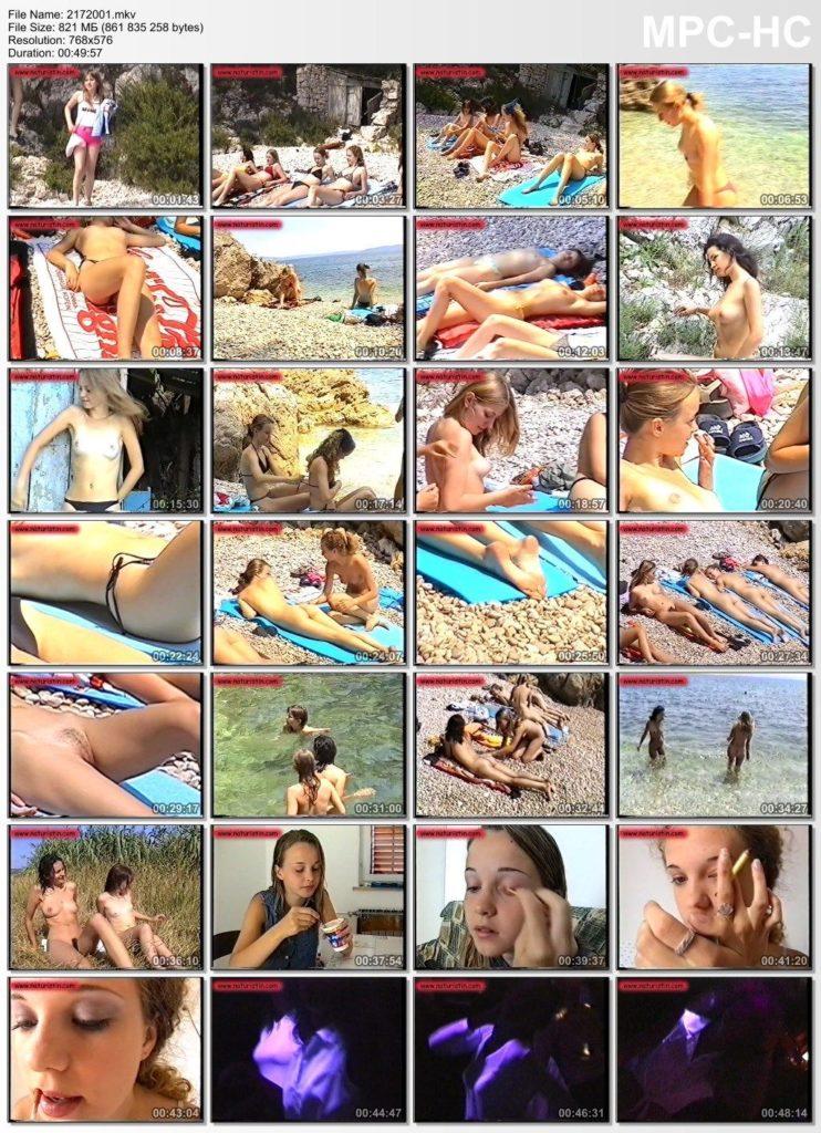 teen girls nudist