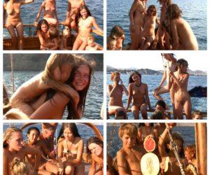 Nudist Sea Adventures – Sail With Me