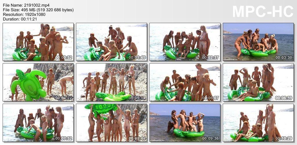 Family Ocean Day part 2